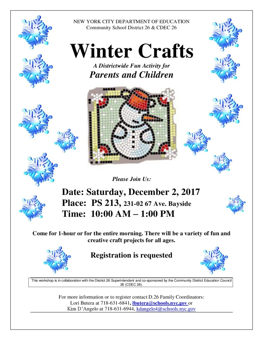 flyer Winter Crafts 2017-001
