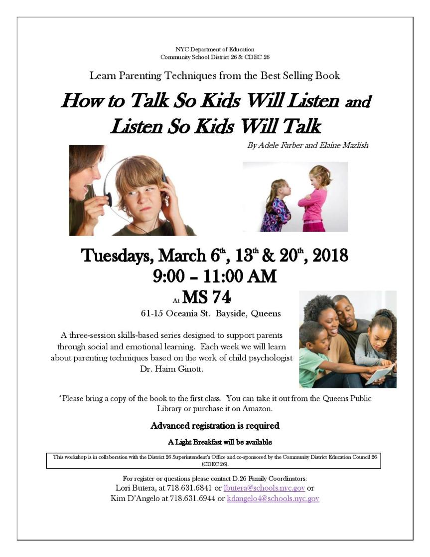 Flyer - How To Talk 2018-page-001