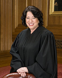 Picture of Judge Sonya Sotomayor