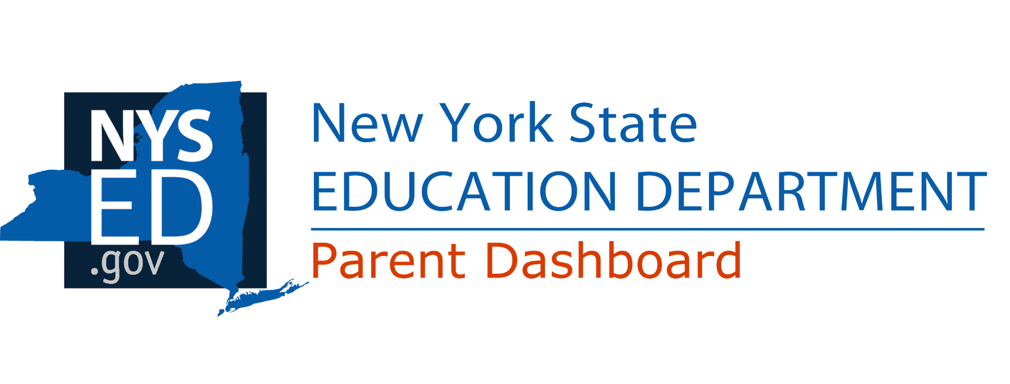 New York State Education Department Parent Dashboard Logo